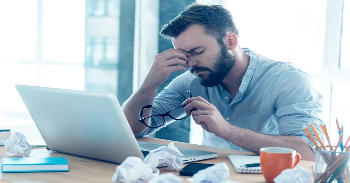 Diseases caused by stress