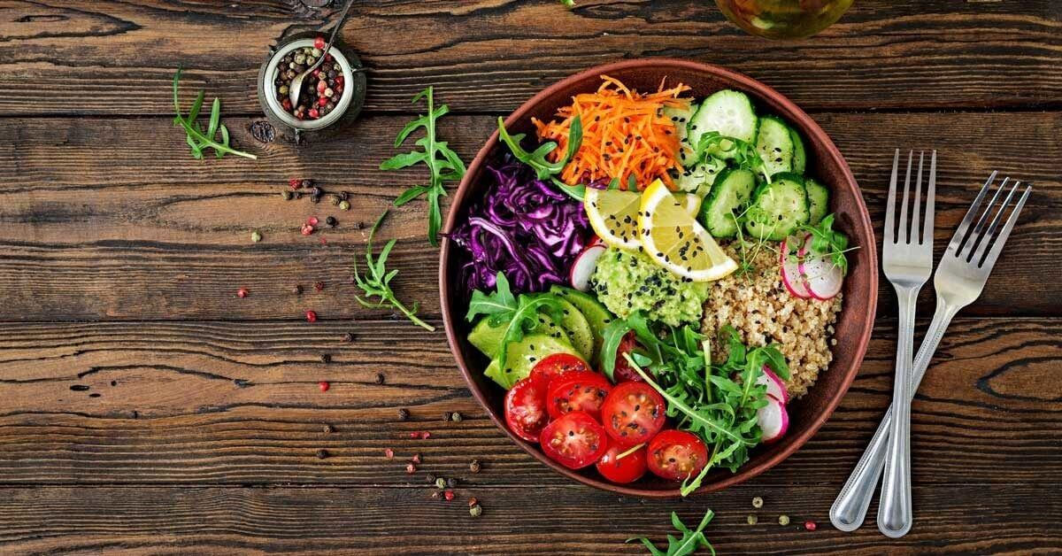 Fruits and vegetable diet for weight loss