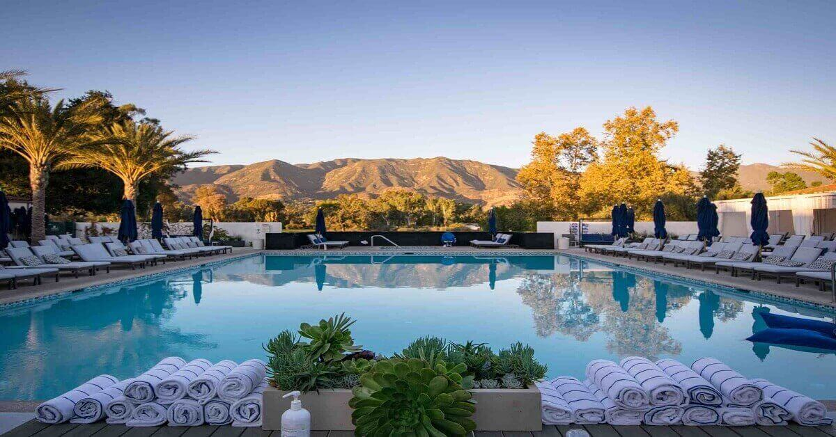 where to stay in ojai