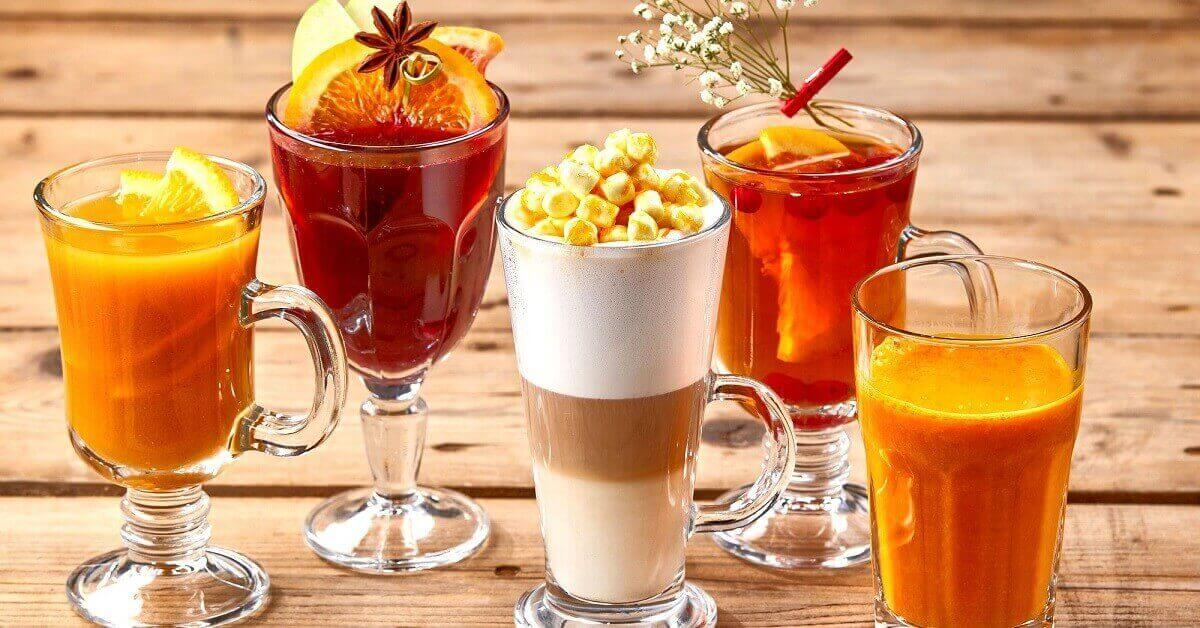 11 Cocktails recipes for thanksgiving alcoholic drinks