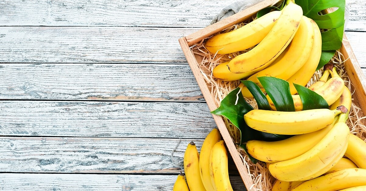 How much does the average banana weigh