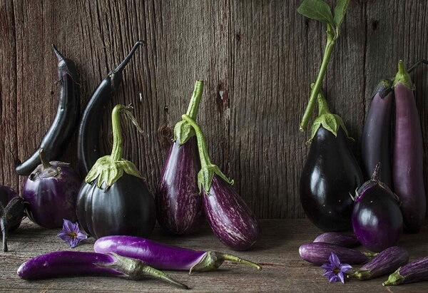 How to select the right eggplant