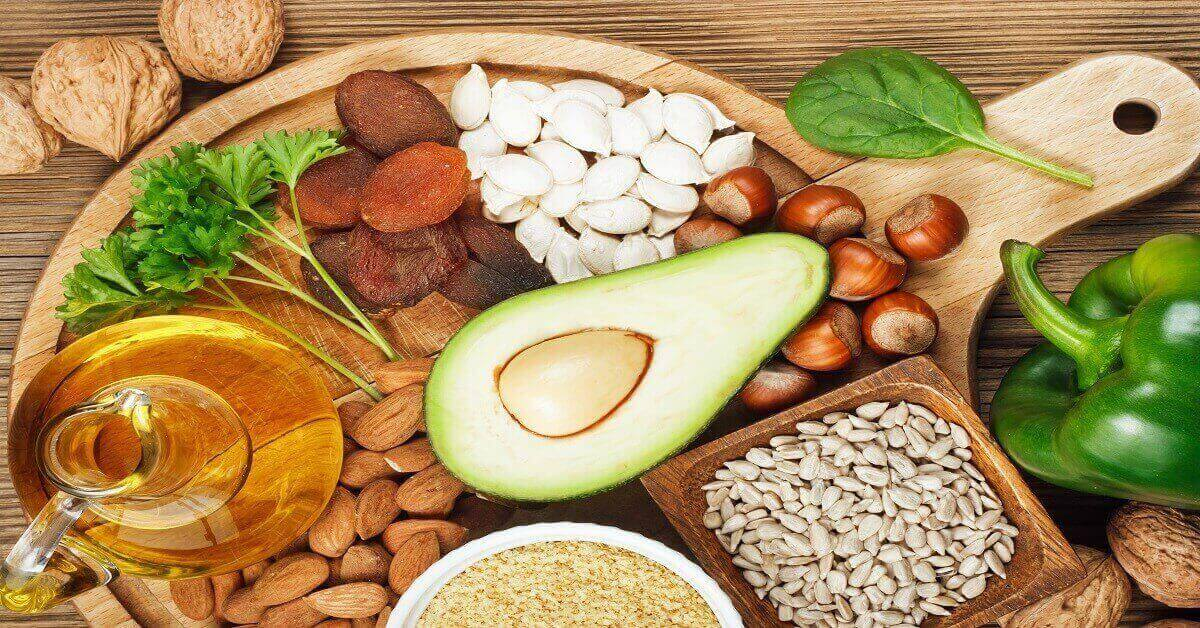 foods are good sources of magnesium