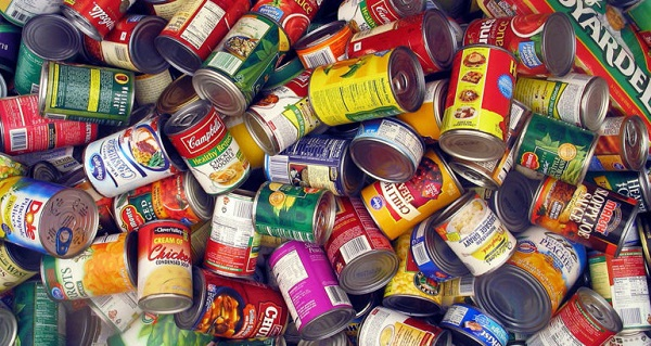 Canned Foods do not support Bacteria Growth