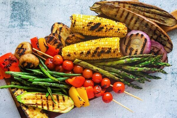Fry or Grill Vegetables
