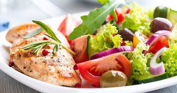 Prevention of chronic kidney disease with renal diet