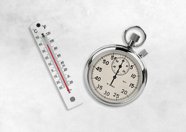 What is the safest temperature to hold food for a longer time