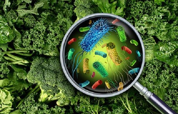 At what temperature do food poisoning bacteria begin to grow