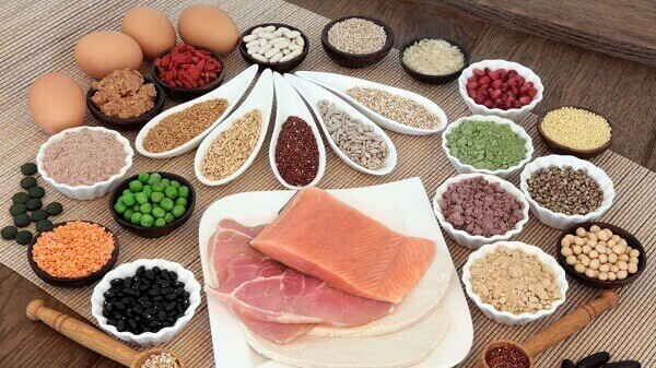 Consuming excessive protein
