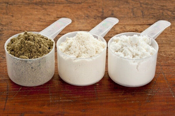 Nutrition in a scoop of whey protein