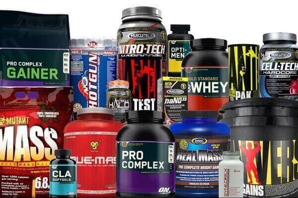 Relying completely on supplements before exercise and diet