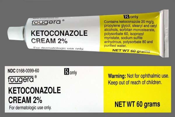 What are the risks of using ketoconazole