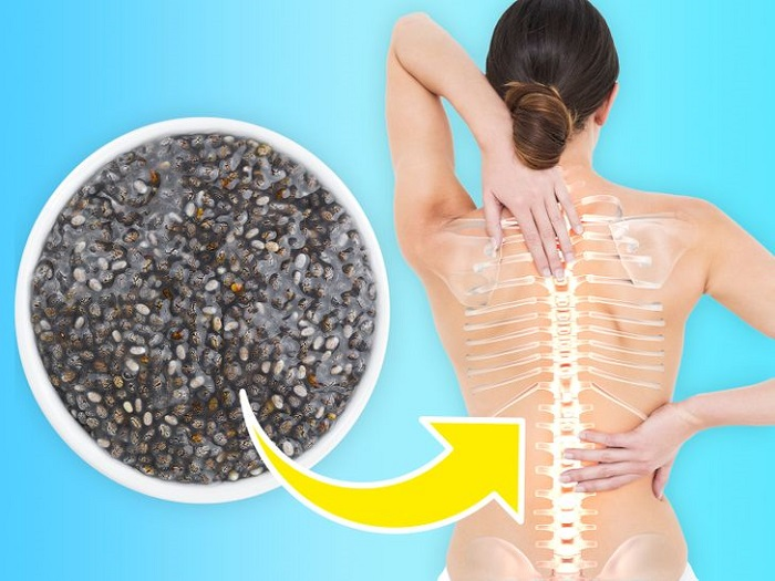 What could happen if you eat expired chia seeds