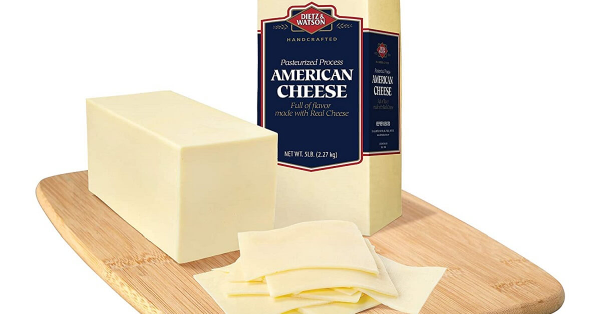 What is white American cheese