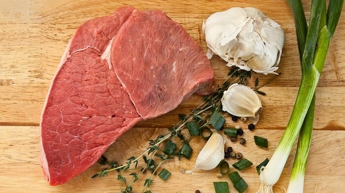 Calories and Protein in Top Sirloin Steak Nutrition