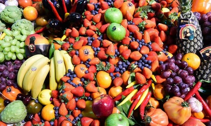 Eat more Fruits and Vegetables in every Meal