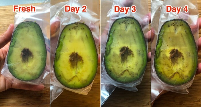 How can Avocados be stored