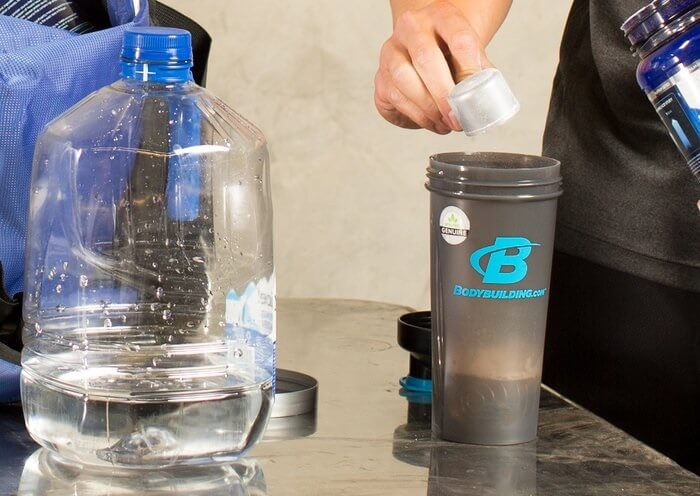 Is it healthy to take a pre-workout supplement
