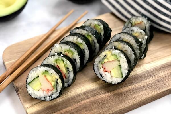 Is there any gluten-free sushi