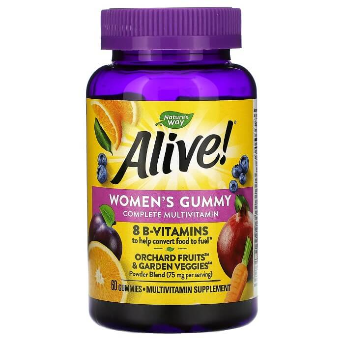 Nature's Path Is Alive! 50+ High-Quality Gummy Vitamins