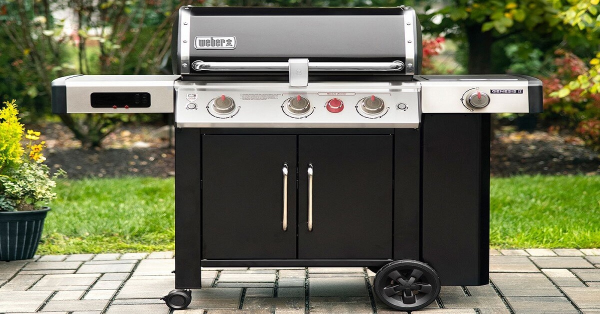 Want to Buy a New BBQ Grill
