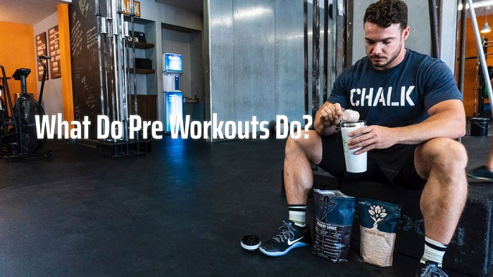 What is a pre-workout