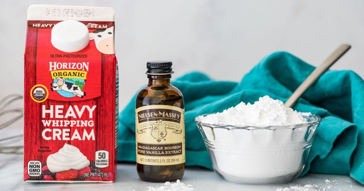 how long does heavy cream last – opened or unopened