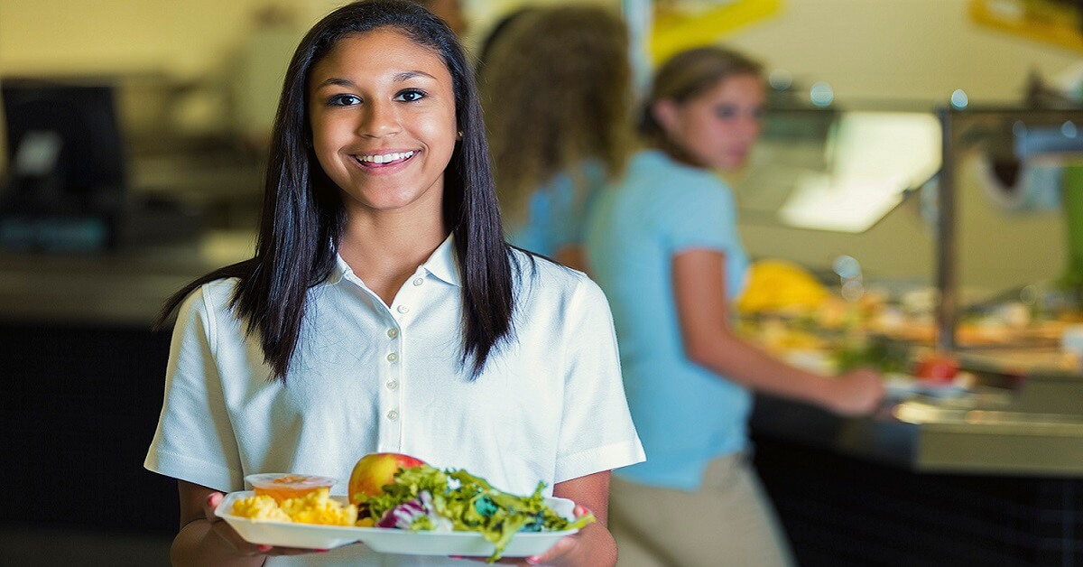 How many calories should a teen eat