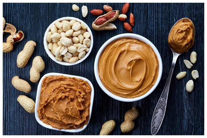 Nuts and nut butter